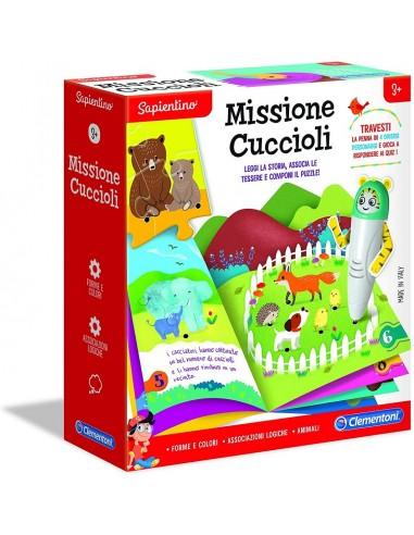 CLEMENTONI SAPIENTINO MISSIONE...