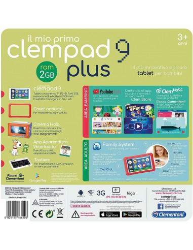 MIO PRIMO CLEMPAD 9 PLUS 3-6 ANNI 8...