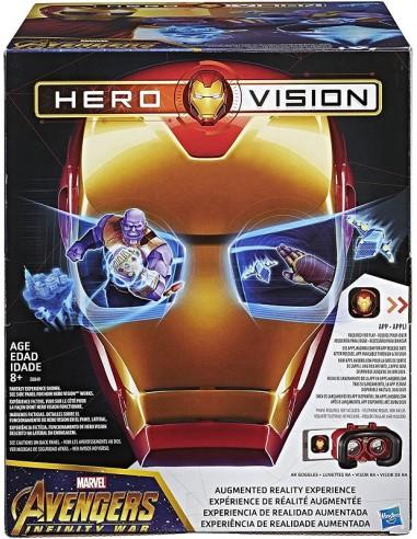 HASBRO AVENGERS IRON MAN HERO VISION...