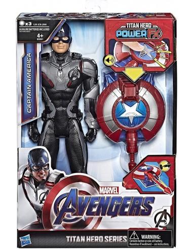 HASBRO AVENGERS TITAN HERO POWER FX...