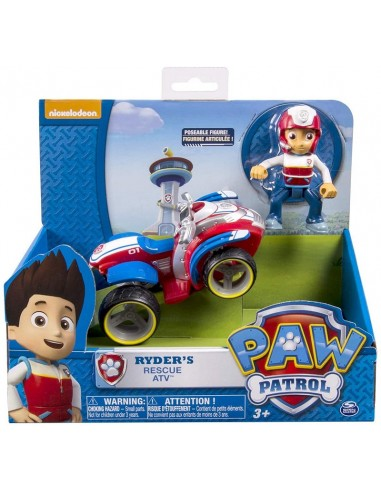 SPINMASTER PAW PATROL QUAD RYDERS...