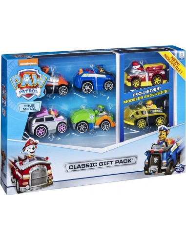 SPINMASTER PAW PATROL VEICOLO DECAST...