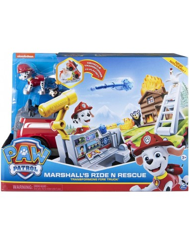 SPINMASTER PAW PATROL CAMION...