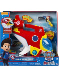 SPINMASTER PAW PATROL SEA...
