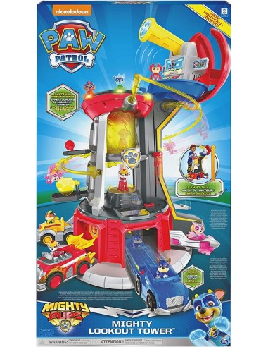 SPINMASTER PAW PATROL MIGHTY LOOKOUT...