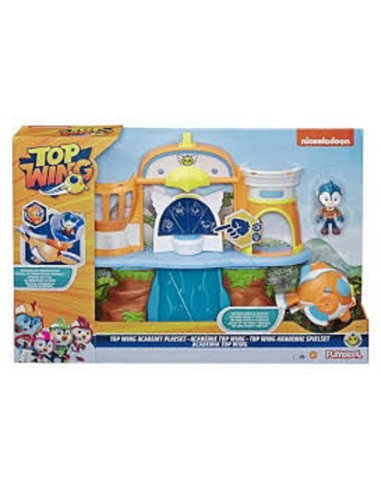 HASBRO TOP WING PLAYSET ACCADEMIA
