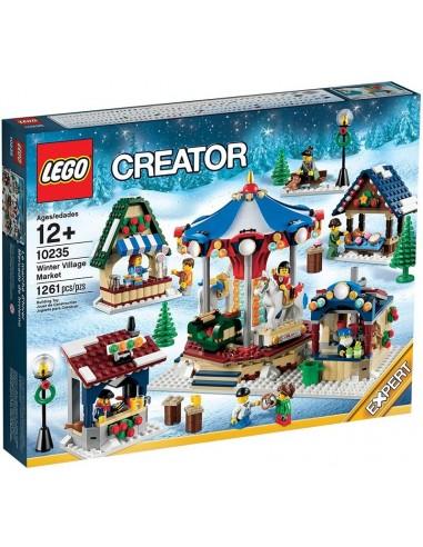 LEGO CREATOR CASERMA DEI POMPIERI DEL...