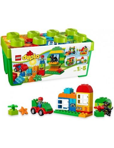 LEGO DUPLO SCATOLA COSTRUZIONI BOY
