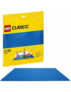 LEGO CLASSIC BASE BLU