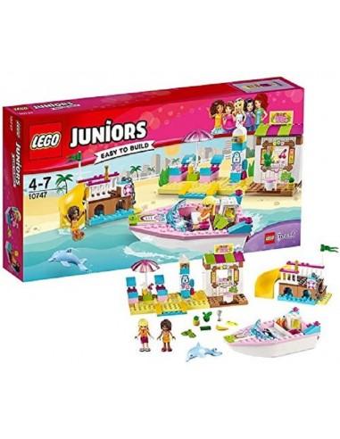 LEGO JUNIORS VACANZE AL MARE