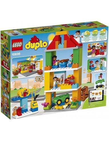 LEGO DUPLO GRANDE PIAZZA IN CITTA