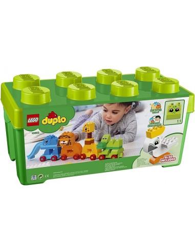 LEGO DUPLO IL TRENO DEGLI ANIMALI