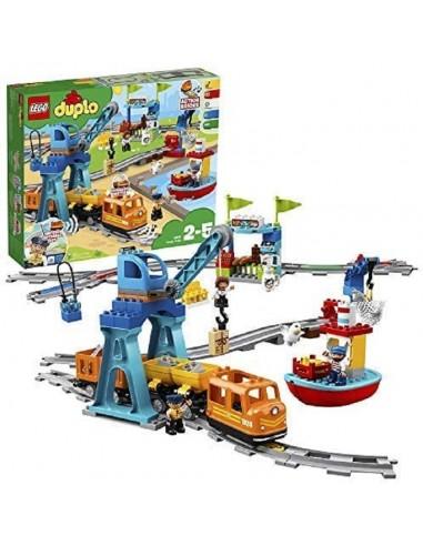 LEGO DUPLO IL GRANDE TRENO MERCI