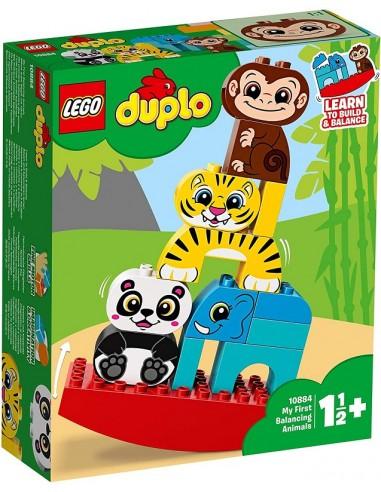 LEGO DUPLO I MIEI PRIMI ANIMALI...
