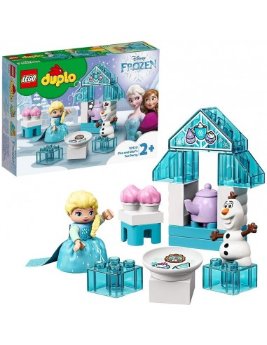 LEGO DUPLO IL TEA PARTY DI ELSA E OLAF