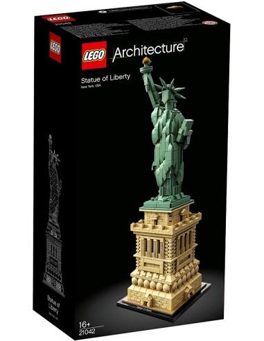 LEGO ARCHITECTURE STATUA DELLA LIBERTA