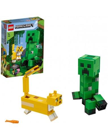 LEGO MINECRAFT MAXI-FIGURE CREEPER E...