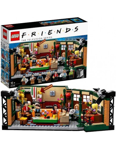 LEGO IDEAS CENTRAL PERK COFFEE DI...