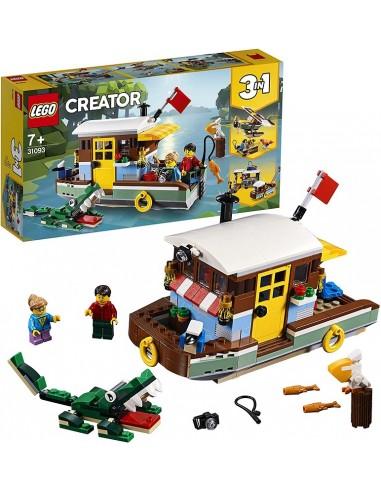 LEGO CREATOR CASA GALLEGGIANTE