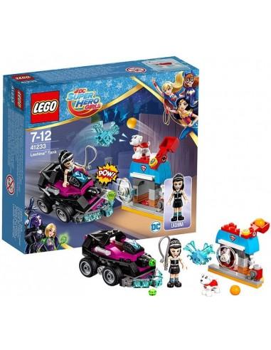 LEGO SUPER HEROES GIRL IL CARRO...