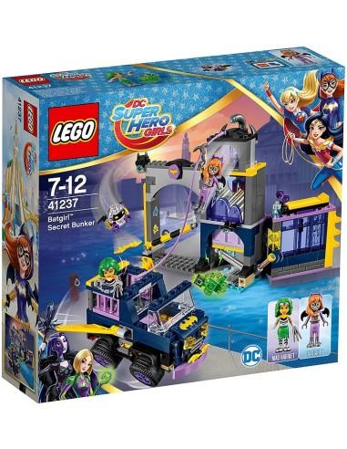 LEGO SUPER HEROES GIRL IL BUNKER...