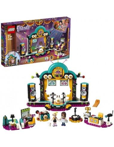 LEGO FRIENDS IL TALENT SHOW DI ANDREA