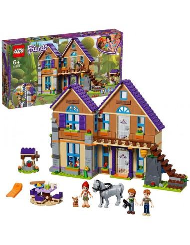 LEGO FRIENDS LA VILLETTA DI MIA