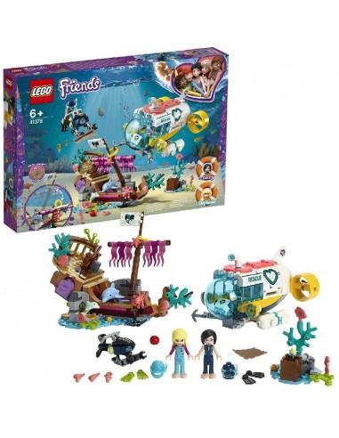 LEGO FRIENDS LA MISSIONE DI SOCCORSO...