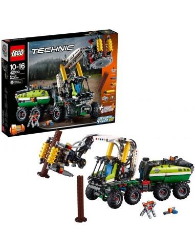 LEGO TECHNIC VOLVO RUSPA GOMMATA