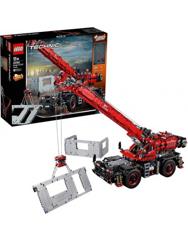 LEGO TECHNIC GRANDE GRU MOBILE