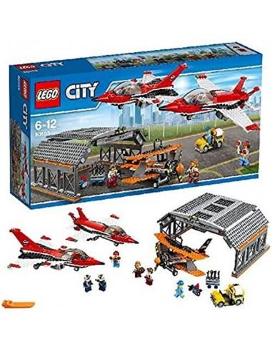 LEGO CITY AEREO ALL'AEROPORTO
