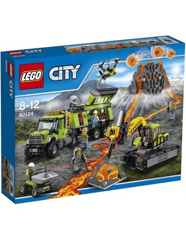 LEGO CITY BASE DELLE ESPLORAZIONI...