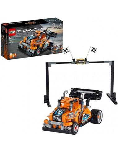 LEGO TECHNIC CAMION DA GARA