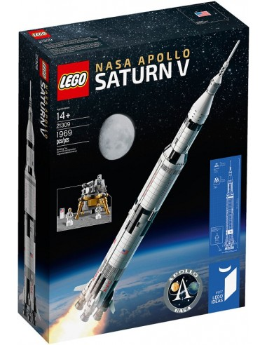 LEGO IDEAS SATURN V APOLLO LEGO NASA