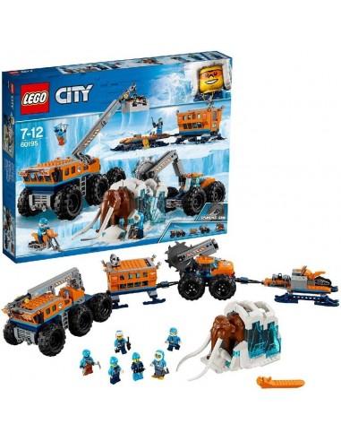 LEGO CITY BASE MOBILE DI ESPLORAZIONE...