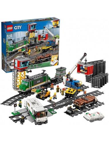 LEGO CITY TRENO MERCI