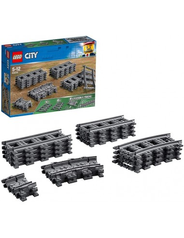 LEGO CITY BINARI