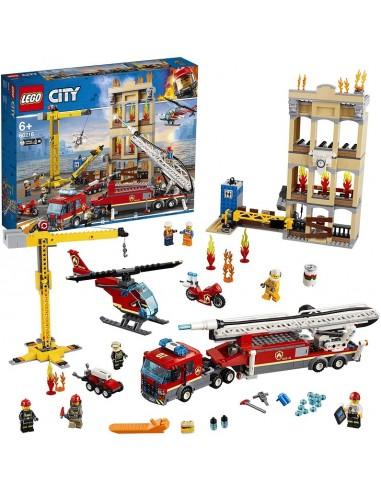 LEGO CITY MISSIONE ANTINCENDIO IN CITTA