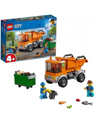 LEGO CITY CAMION DELLA SPAZZATURA