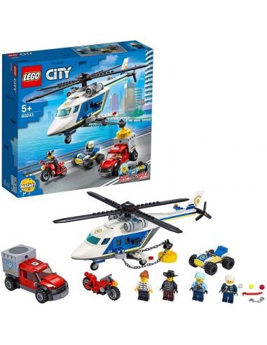 LEGO CITY INSEGUIMENTO...