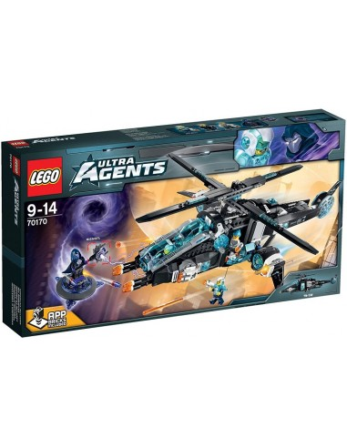 LEGO AGENT ULTRACOPTER