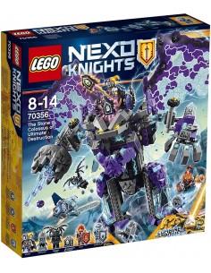 LEGO NEXO KNIGHTS COLOSSO...