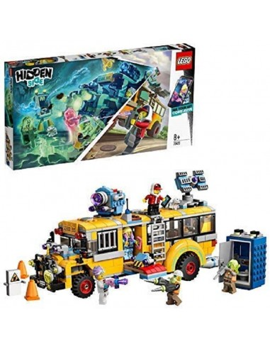 LEGO HIDDEN SIDE AUTOBUS DI...