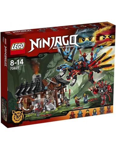 LEGO NINJAGO LA FORGIA DEL DRAGONE