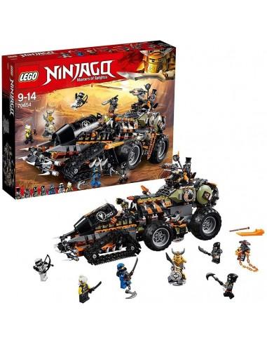 LEGO NINJAGO TURBO-CINGOLATO