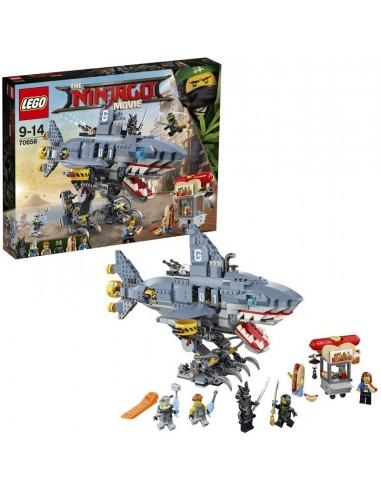 LEGO NINJAGO MOVIE GARMADONN