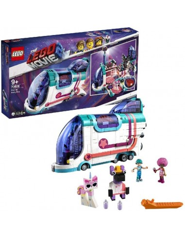 LEGO MOVIE IL PARTY BUS POP-UP