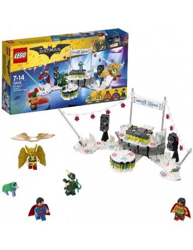 LEGO BATMAN ATTACCO CON IL CANNONE DI...