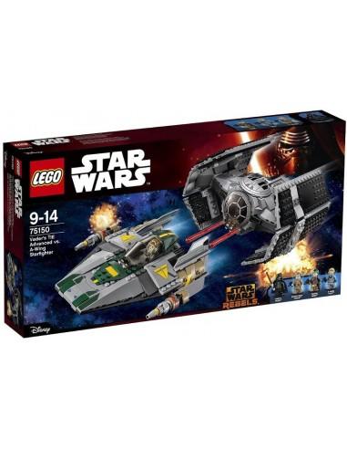 LEGO STAR WARS TIE ADVANCED DI VADER...