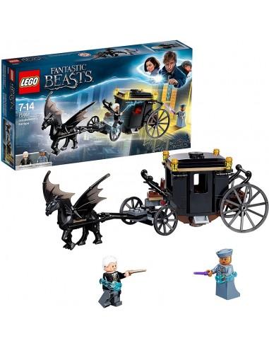 LEGO HARRY POTTER LA FUGA DI GRINDELWALD